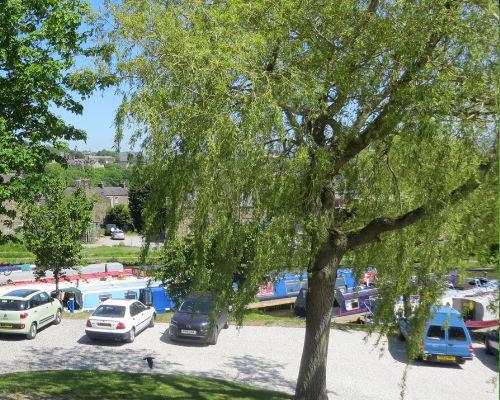 New Mills Caravan Park